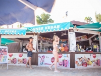 Nissi Bay | Beach Bar - Restaurant